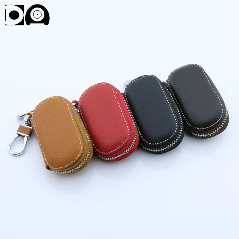Car key wallet case bag holder accessories For Peugeot 2008 3008 4008 5008 208 308 508 108 301 107 408 207 407 4007 206 in Key Case for Car from Automobiles Motorcycles