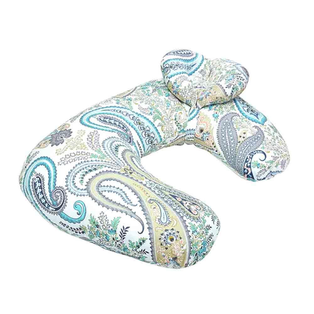 2 шт./компл. новорожденный уход для кормления хлопок поясничная Подушка для беременных Детские подушки для кормления младенцев Спящая кукла для кормления подушка - Цвет: 13