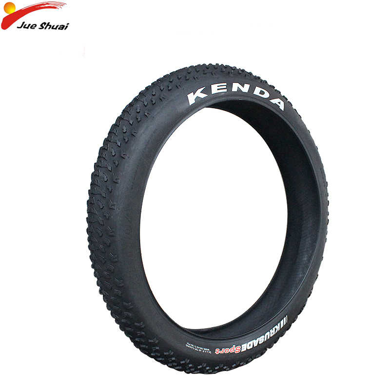 20''26*4.0 High Quality Fat Tire Inner Tube and Outer Tire for Snow Bike Bicycle Accessories Bike Parts Neumaticos de Bicicleta