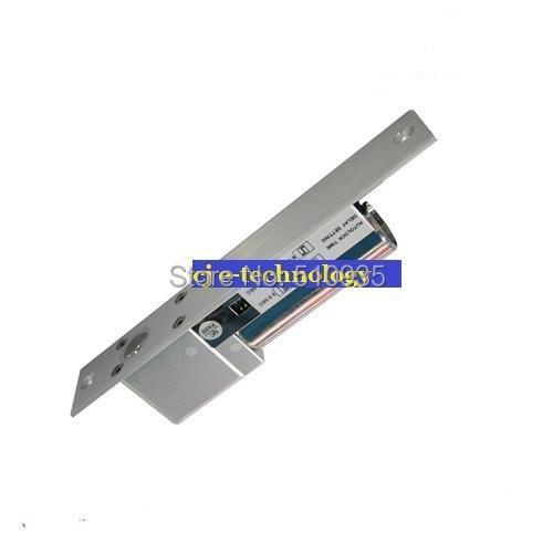 Zugangskontrolle Hohe Qualität Edelstahl Ausfallsicher 2-draht 12 V Sperren Elektrische Bolzen Temperatur Zeitverzögerung Für Metall Glas Tür