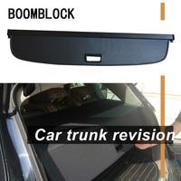 Auto Car Rear Trunk Cargo Shelf For Audi Q5 2018 2017 2016 2015 2014 2013 2012 2011 2010 Rear Tail Racks Retractable Curtain Sp