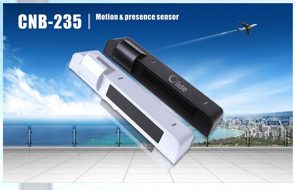 Motion Presence Sensor Presence Detect Beam Sensor For