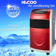 Electric Room Heater with PTC Heating Material Portable for Casters