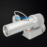 Latest Chinese Products 20W Led Custom Gobo Projector AC110 240V Image Moving DJ Lights Portable Mobile Led Display Signs Show
