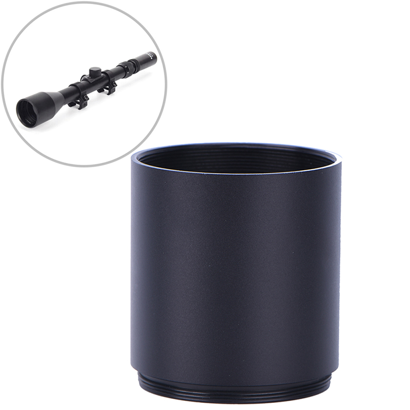 Tactial Hunting Sunshade Tube Fit Rifle Scope With 32mm Objective Lens Scope Sun Shade Pistol Airsoft Telescope