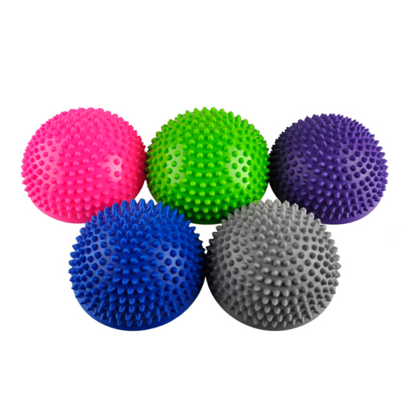 New Arrival healthy Durian Ball Massage Mat Massage Trigger Point Body Feet Sole Muscle Fitness Drop Shipping arm muscle fitness equipment electronic hand grips gyro power ball flash wrist ball