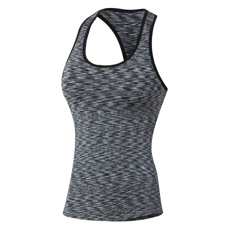 Higher State Mens Training Gym Fitness Singlet Blue Running Breathable