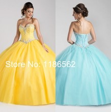 Yellow quinceanera dresses online shopping-the world largest ...