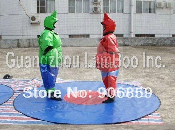 Горячая Фантастический борец сумо костюмы/взрослых Размеры/2 шт./все включено/качество для аренды