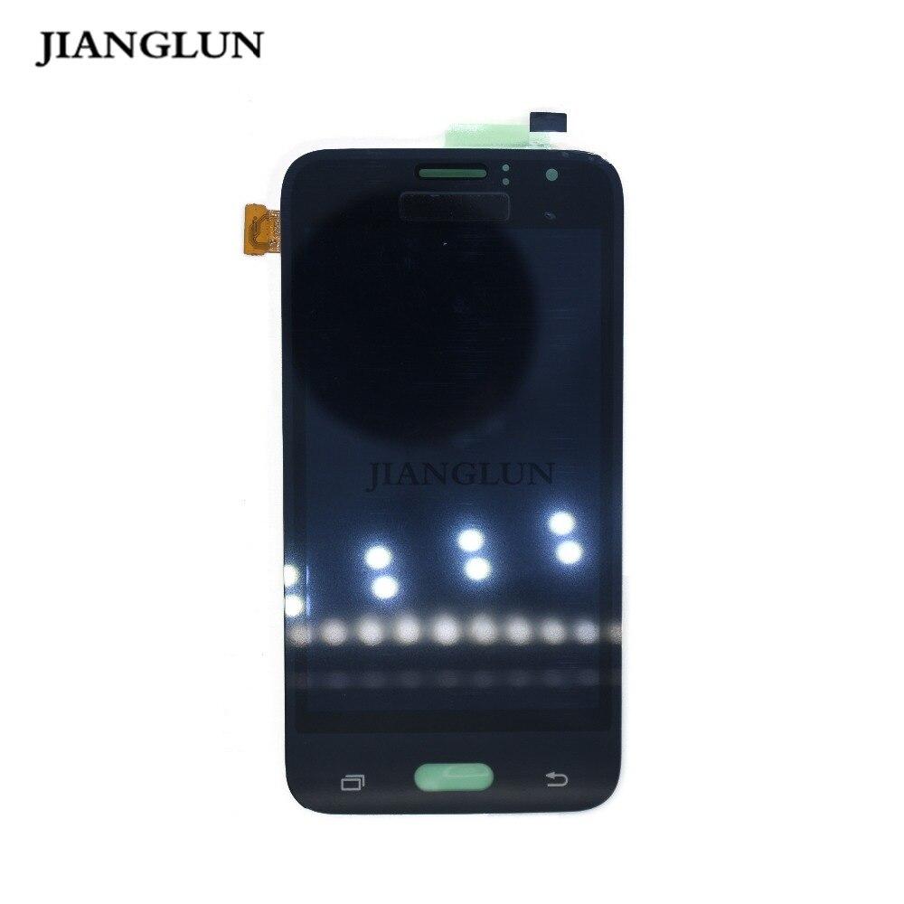 JIANGLUN pour Samsung SM-J120ZN ensemble écran LCD complet noir
