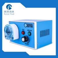 High Precise Laboratory Peristaltic Pump Moderate Pulse