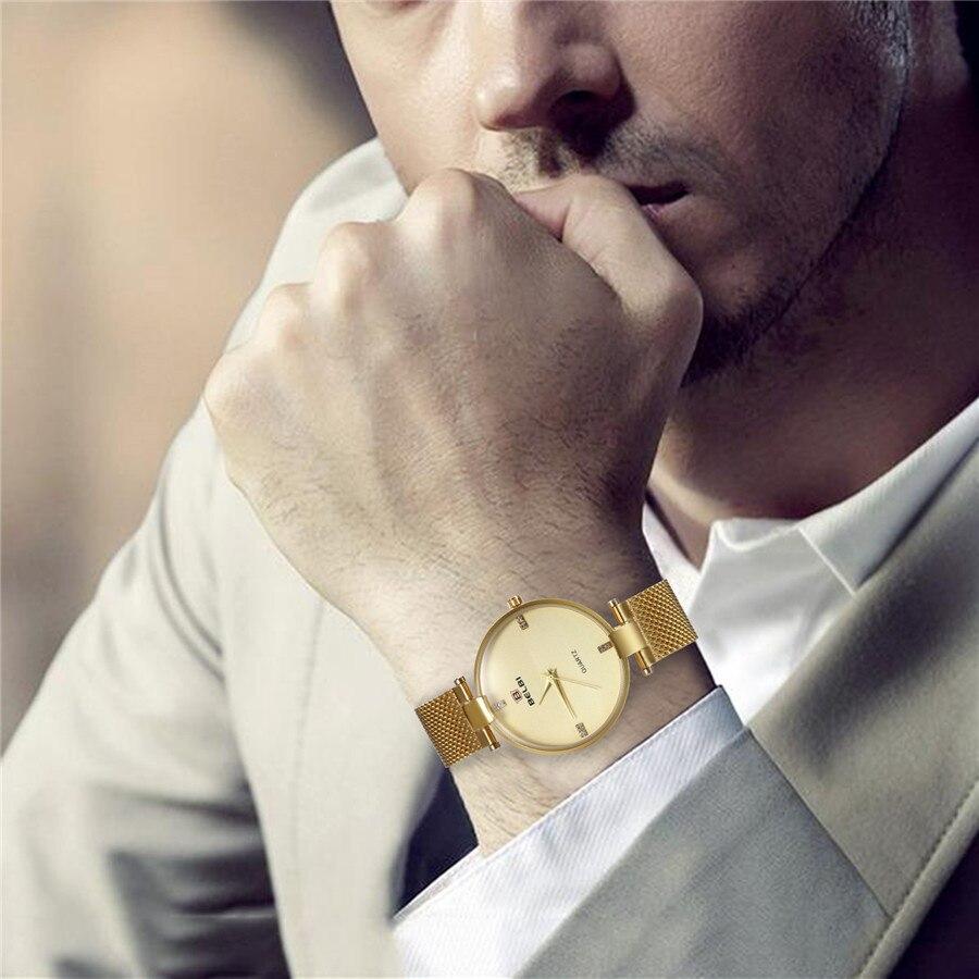 Dos Homens Relógios de Negócios de Moda
