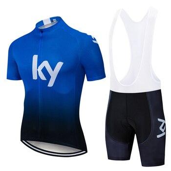Vendull 2019 Pro Camisa de Ciclismo de verão jogo Roupas mountain bike MTB bicicleta Roupas terno Roupas de Ciclismo homens de Bicicleta conjunto