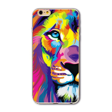 Lovely cat / meow cases for iPhone 4S 5 5S SE 6 6S 6Plus 6s Plus