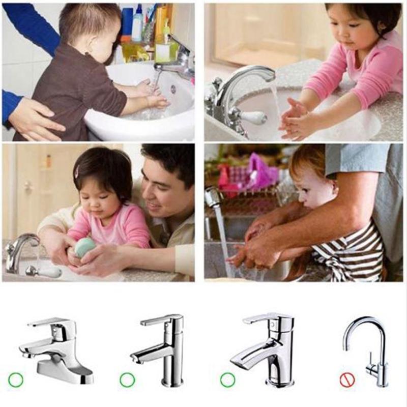 Chidlren cartoon sink baby bath tap animal bathroom kitchen faucet ...
