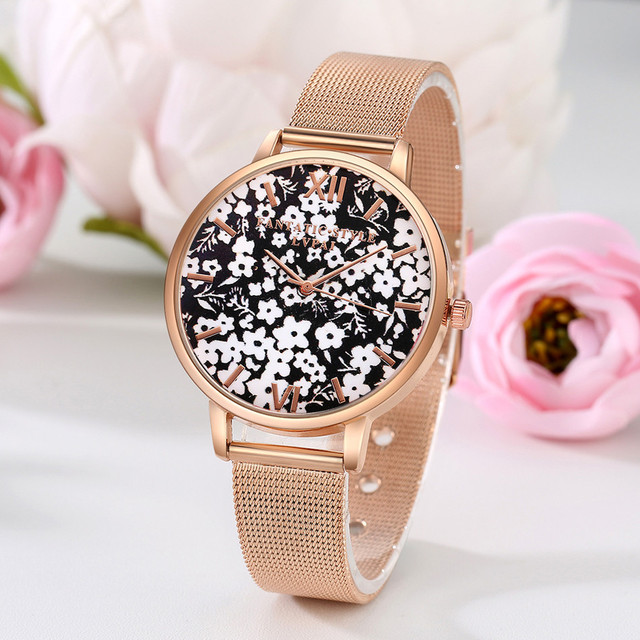Lvpai Brand Luxury Women Bracelet Watches Fashion Women Dress Wristwatch Ladies Quartz Sport Rose Gold Watch Dropshiping 233