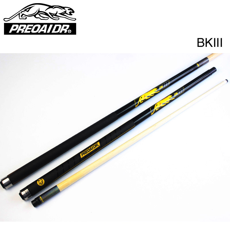3142 PREOAIDR 2-Piece Pool Cue High-quality Pool Stick Billiard Cue Professional Athlete Billiards Kit Canadian Maple Pool Kit бильярдные шары standard pool 57 2 мм