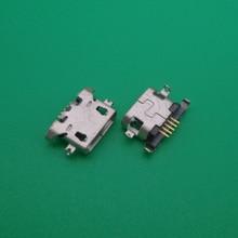 200 ピース/ロットマイクロ USB 充電データ同期電源ジャックポート Lenovo A516 A650 A678t A830 A850 S650 S868t k3 注 k50 t5