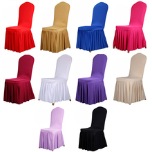 Spandex Dining Chair Covers For Wedding Party Chair Cover Home Chair Cover Dining Chair Seat Covers