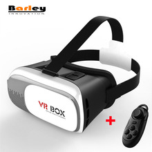 VR BOX II 2 Vrbox 3D VR Glasses VR Headset Virtual Reality Lentes Helmet 3D Movies