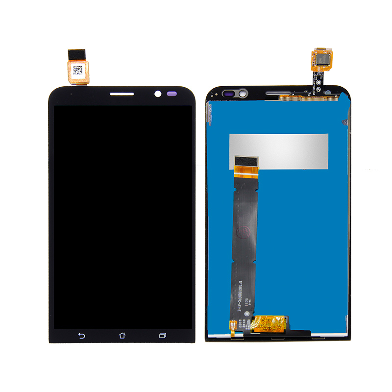 Free Shipping For <font><b>ASUS</b></font> Zenfone GO TV ZB551KL <font><b>X013D</b></font> Touch Screen Digitizer Glass LCD Display Assembly Accessories Replacement image