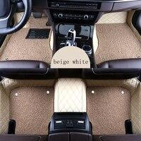 Custom Car Floor Mats For Dodge All Models 2000GTX Atos Avenger Attitude Durango Ram W15 Auto