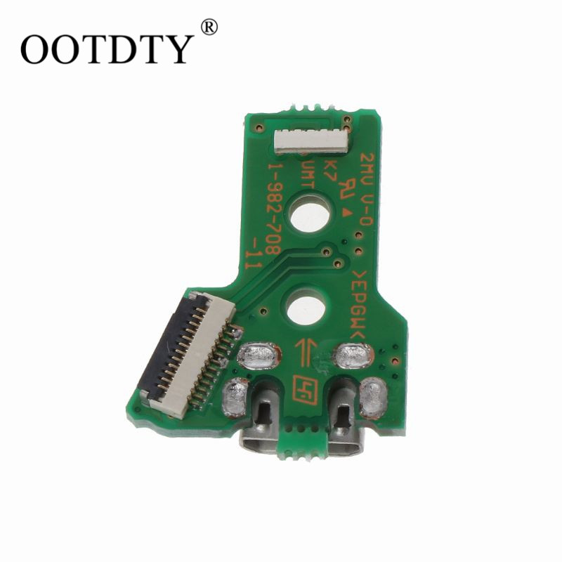 JDS 055 040 030 011 USB Charging Port Socket Board For Sony PlayStation 4 PS4 DS4 Pro Slim Controller Charger PCB Board