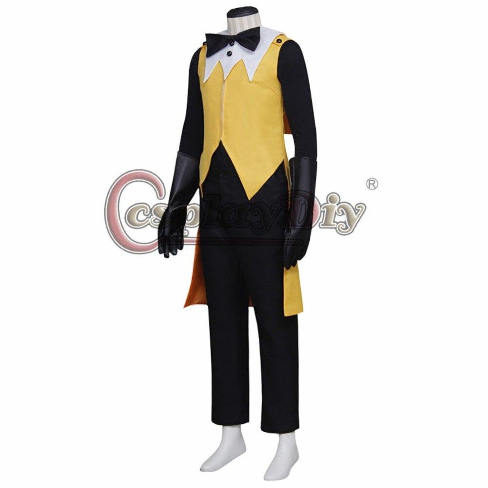 cosplaydiy gravity falls bill cipher cosplay costume mystery attack