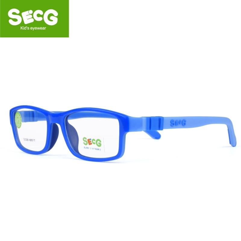 1f2960f6a0c SECG Toddler Detachable Kids Frame Flexible Soft Optical Glasses Children  Frame Diopter Eyeglasses Spectacle Frames Oculos Gafas-in Eyewear Frames  from ...