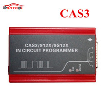 For BMW CAS3 PROGRAMMER CAS3 odometer correction cas3 912x 9s12x in circuit pro for free shipping
