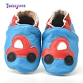 0-2 T Niños Prewalkers Infant Toddler Shallow Slip-on Soft Sole Primeros Caminante Calzado para Bebé sapato menino mocasines 6 estilos