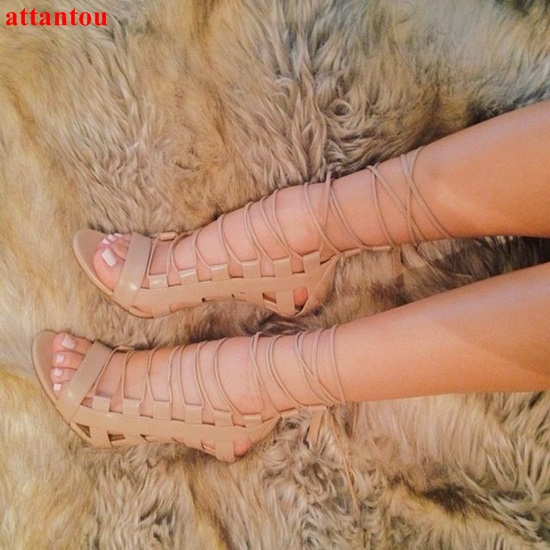 Summer women sandals cover heel sexy pumps ankle straped high heels cut outs design open toe female sandal stilettos summer new fashion ankle wrap glitter sandals sexy open toe cut outs high heels women ruffles decoration gladiator sandals