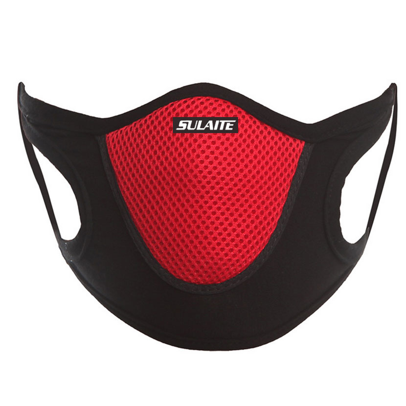 Anti Dust Mask Black Filter Outdoor Sports Anti-pollution 3