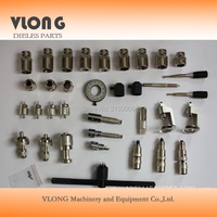 35 piece electronically controlled injector decomposition tool Common rail tool