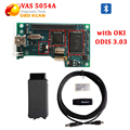 + Качество VAS5054A Диагностический Сканер, USB/Bluetooth UDS V3.03 И PC V19 VAS5054 ОДИС Опционально с бесплатной доставка