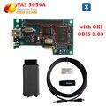 A + Calidad de Diagnóstico VAS5054A Escáner Por USB/Bluetooth UDS VAS5054 ODIS V3.03 para Y V19 PC Opcional con el envío gratis