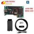 A + Qualidade VAS5054A Diagnostic Scanner Por USB/Bluetooth V19 VAS5054 ODIS UDS V3.03 E PC Opcional com frete grátis