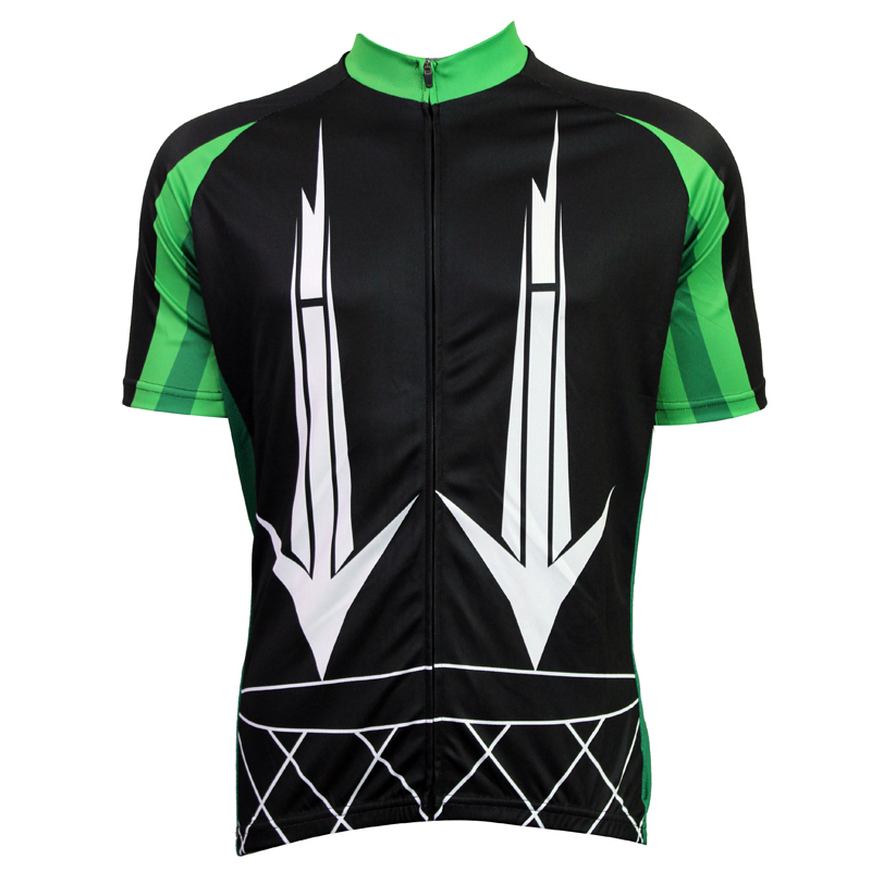 New The two arrows Cycling shirt bike equipment Mens Cycling Jersey Cycling Clothing Bike Shirt Size 2XS TO 5XL ILPALADIN