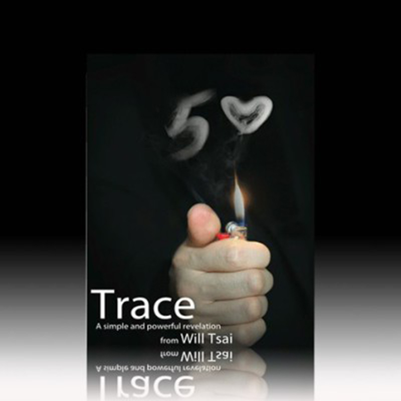 Trace (Gimmick and DVD) de Will Tsai -Magic Tricks impactantes - Juguetes clásicos - foto 2