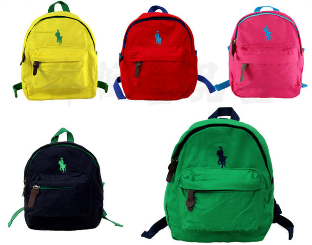 High Quality Kids Bag Kids Canvas School Bag Kindergarten Girls ...