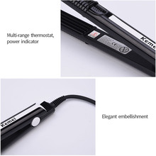 Adjustment Electric Hair Straightener