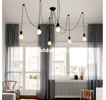 free shipping black color multi ceiling rose pendant light ceiling canopy vintage ceiling plate base lamp diy bulb not included - Multi Canopy Decor