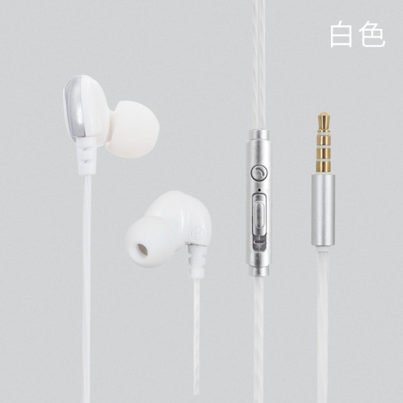 Xiaomi Mi5 Earphone, Professional In-Ear Earphone Metal Heavy Bass Sound Music Earpiece for Xiaomi Mi 5 fone de ouvido With Mic