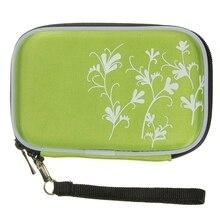 Abrasion hard disk Portable Drive Zipper Cover Case Bag Shoc