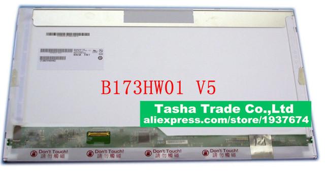 B173HW01 V5 Original Nuevo B173HW01 V.5 LCD Portátil de Pantalla FHD 1920*1080 17.3 LVDS 40pin Matriz AU Optronics