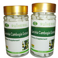 1 Garrafa Cápsula de Extrato de Garcinia Cambogia 60% HCA 500 mg x 90 pcs frete grátis