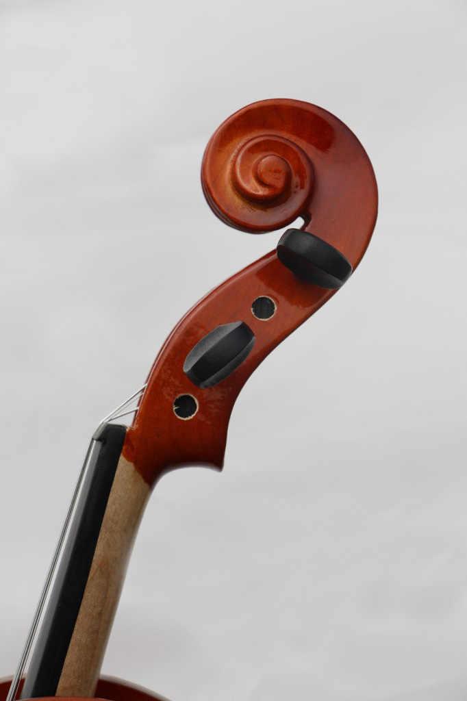 5 größe optionen Violine für anfänger _ holz zubehör Violine größe 4/4 _ 3/4 _ 1/2 _ 1/4 _ 1/8