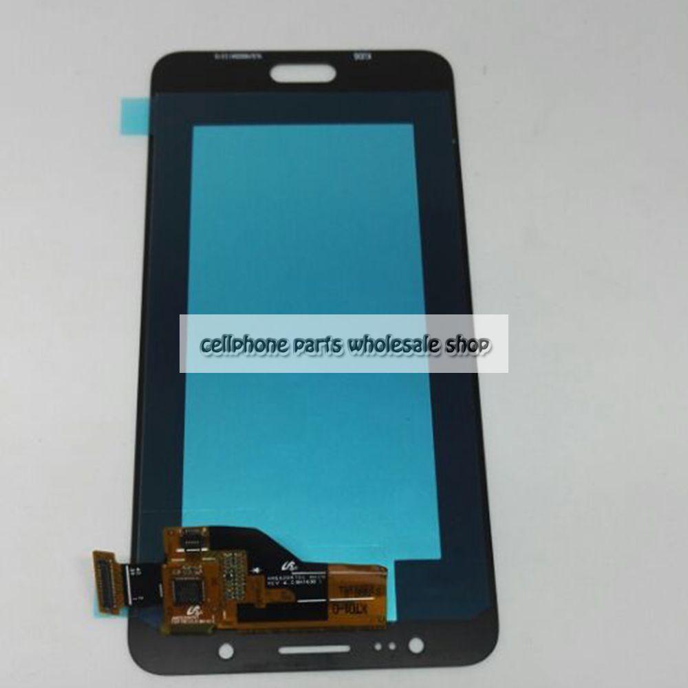 2016 pour Samsung Galaxy J5 J510 J510FN J510Y J510M écran Lcd avec assemblage en verre tactile version Amoled