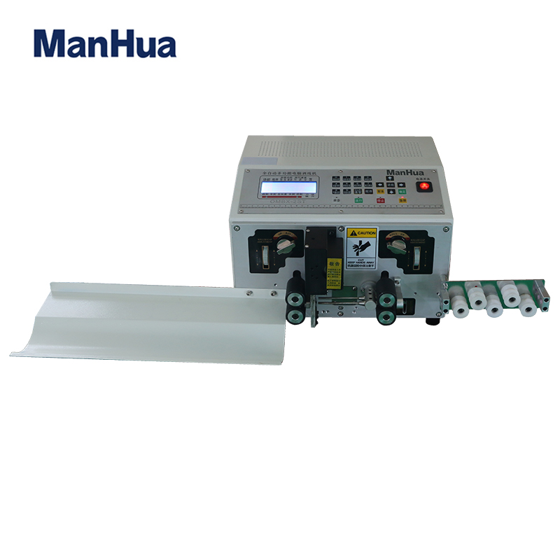 AC220V OMBX-2ST Relay Module Automatic Wire Stripping Machine Cutting Machine Double Line Computer Stripping MachineAC220V OMBX-2ST Relay Module Automatic Wire Stripping Machine Cutting Machine Double Line Computer Stripping Machine