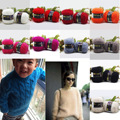 Soft Mohair Yarn for Hand Knitting Wool Crochet Yarn to Knit Mink Wool Yarns Mohair Wool for Knitting